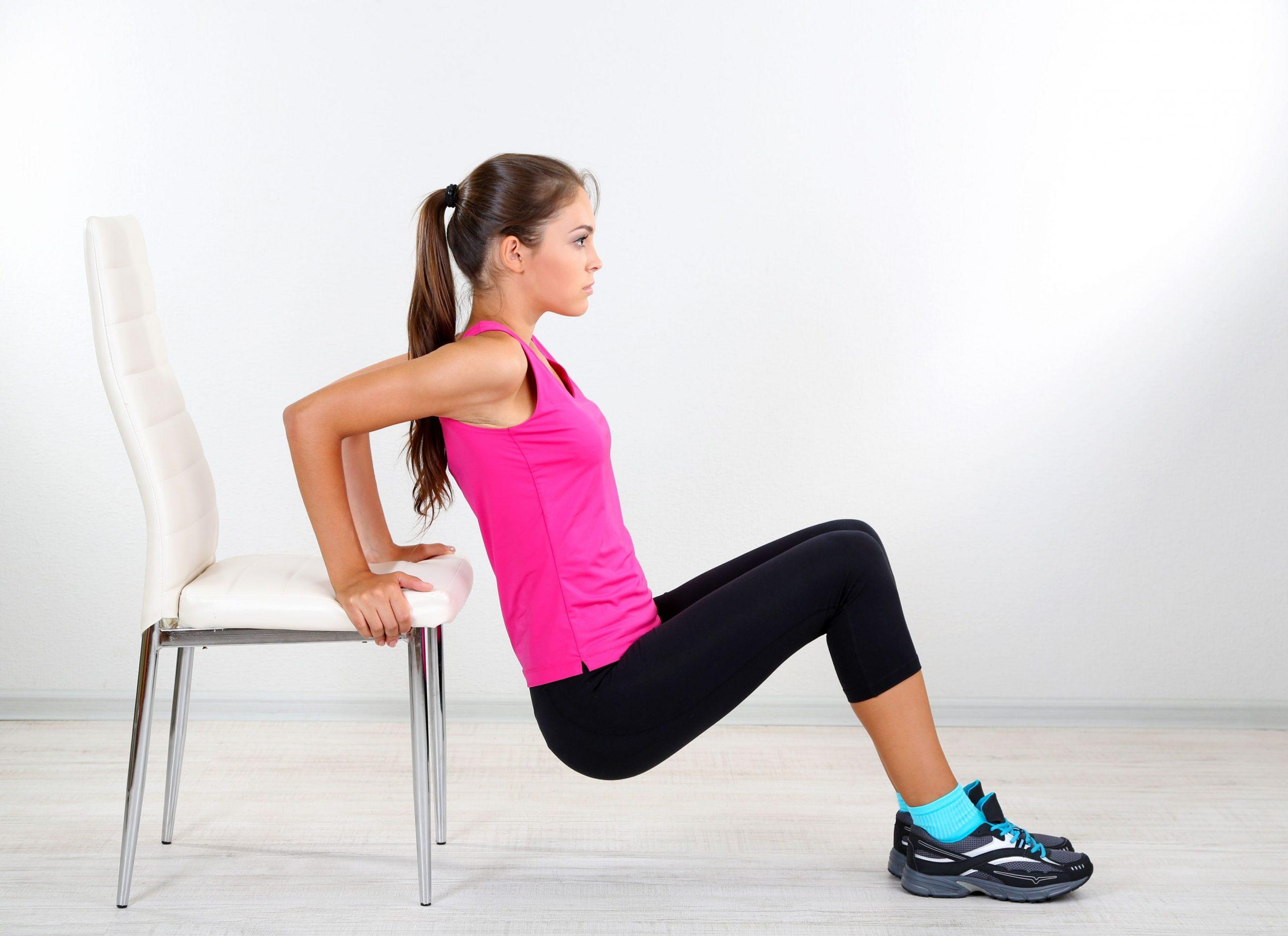 ออกกำลังกายที่บ้าน